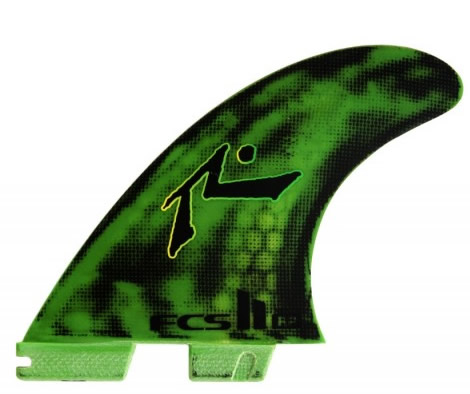 Quillas FCS II  Rusty Fluor Green