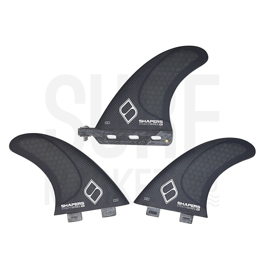 Quilla Shapers  2+1 5.25'' S9 Carbon