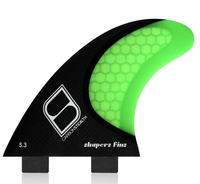 Quillas Shapers    S3  Carbon Stealth