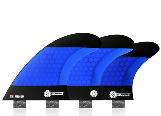 Quillas Shapers    S5 Five Fins Corelite