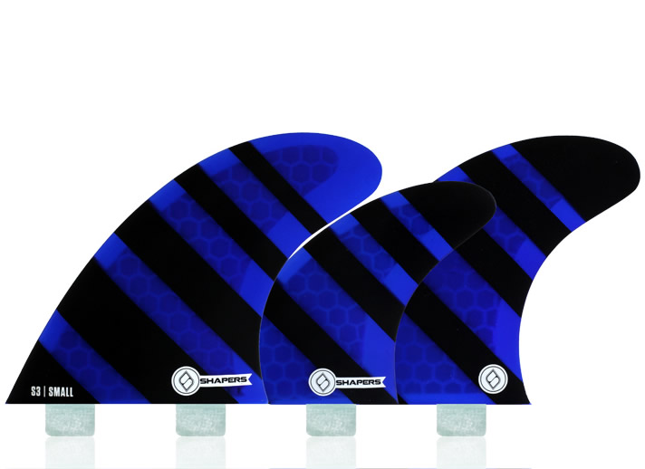 Quillas Shapers    S3 Five Fins