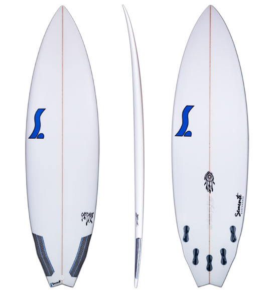 Semente Surfboards  The Catcher
