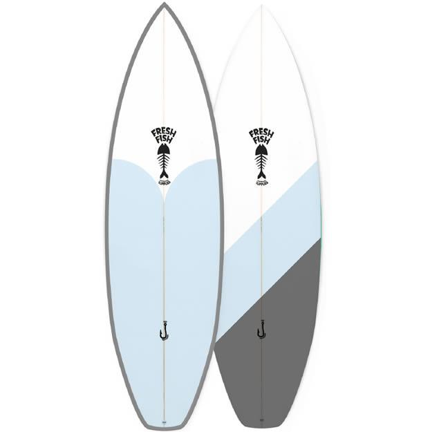 Fresh Surfboards The Shark