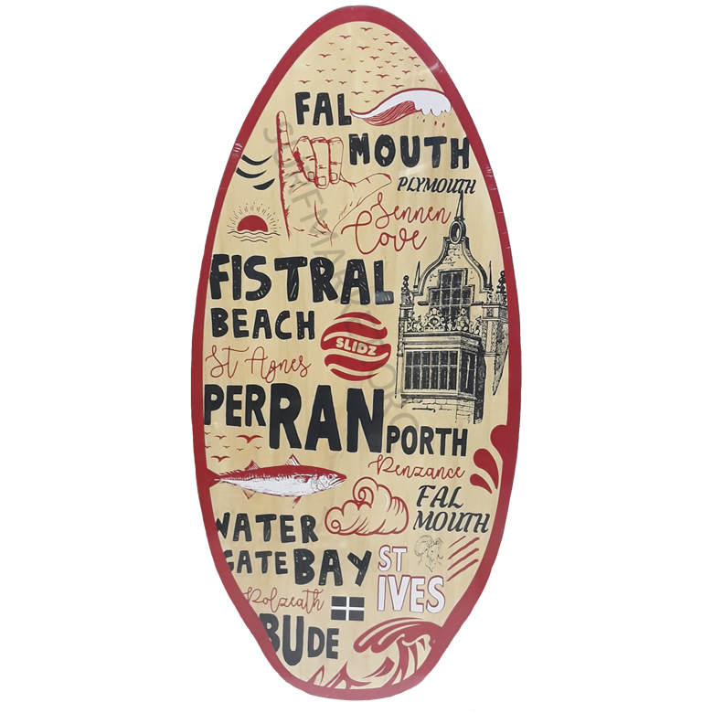 Skimboard 41''  UK Wood Slidz