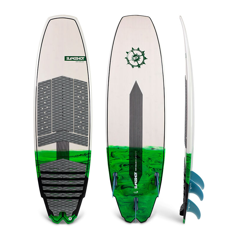 Slingshot 2019 Surfboard Angry Swallow