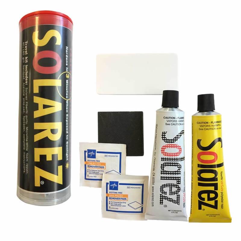 Reparador Solarez  Polyester Econo Kit