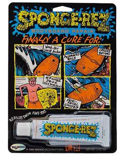 Sponge-Rez Bodyboard