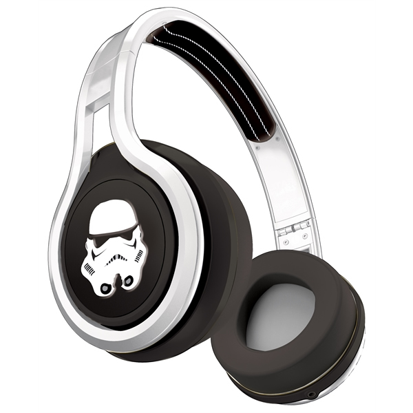 SMS Audio On-ear Wired StarWars Stormtrooper
