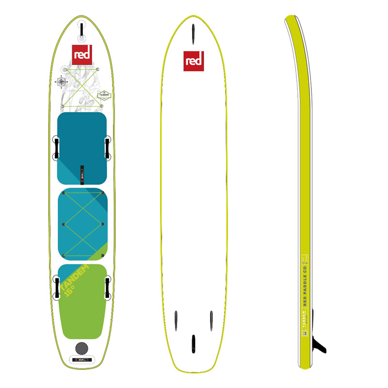 Red Paddle Co 2019 Tandem 15'0''