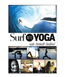 Video DVD Surf Into Yoga