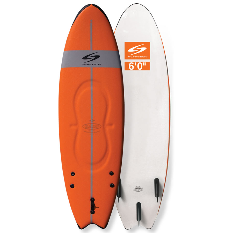 6'0'' Surftech  Blacktip Learn2surf