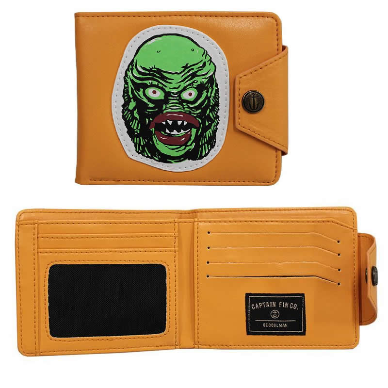 Cartera Captain  Fin Swamp Vinyl