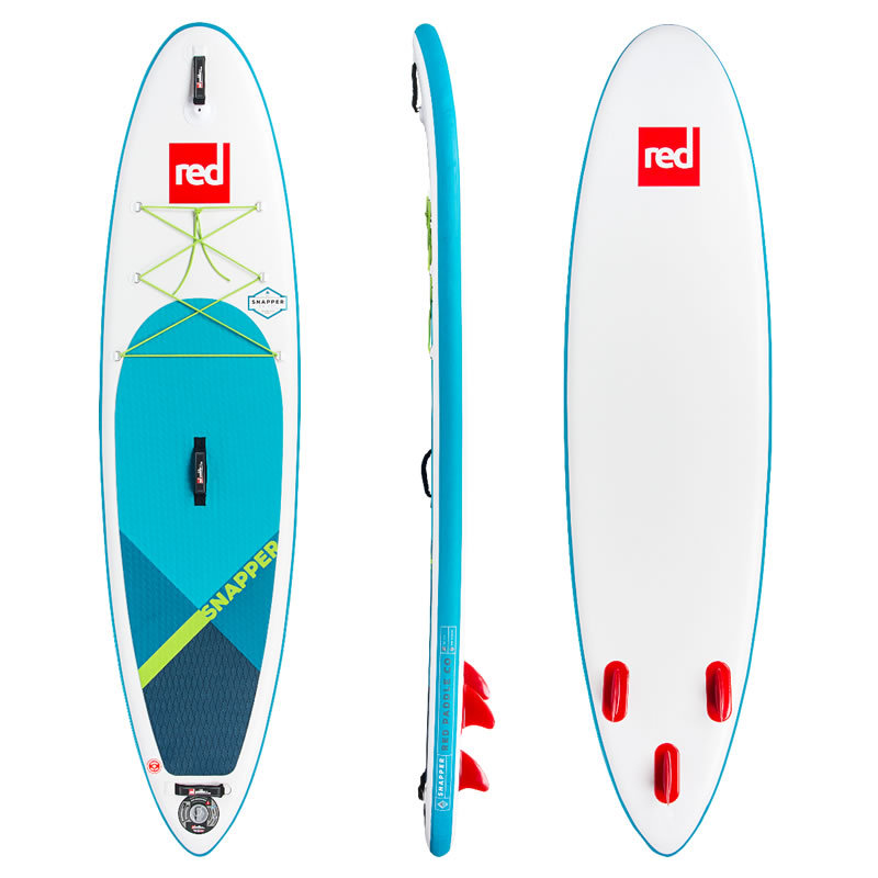 Red    Paddle Co 2018 Snapper Kids 9'4