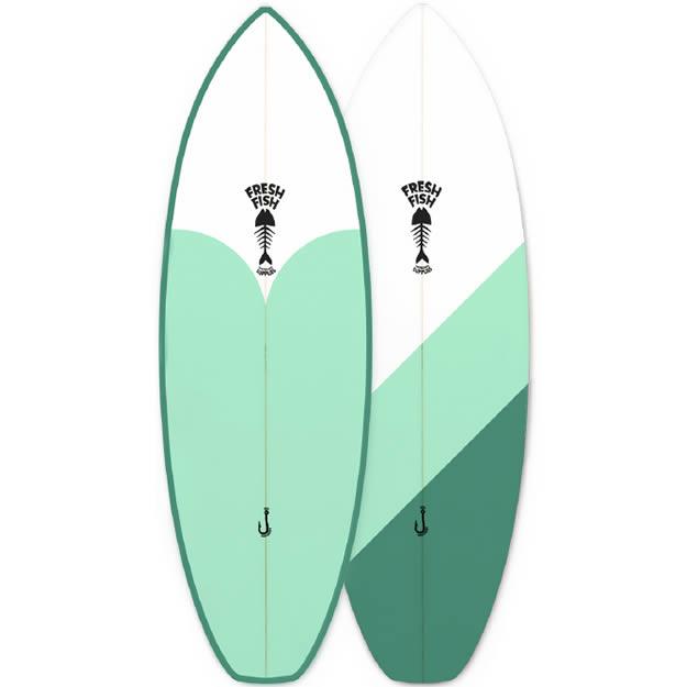 Fresh Surfboards The Tuna