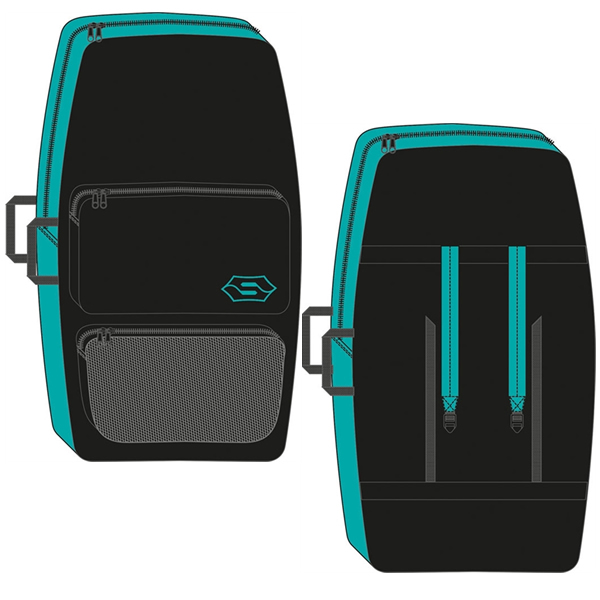 Funda  Doble Sniper Twin Deluxe Teal