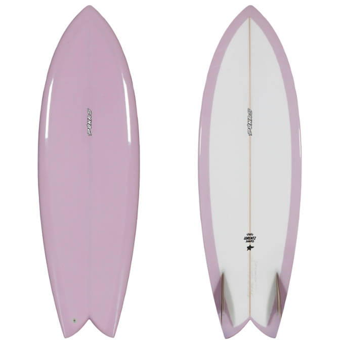 Pukas Surfboards   Twin Friend