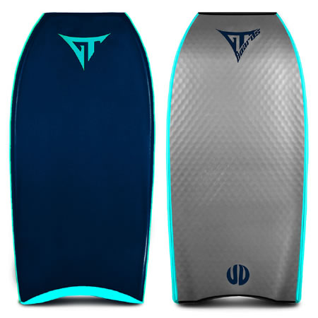 Bodyboard GT Boards UV Signature