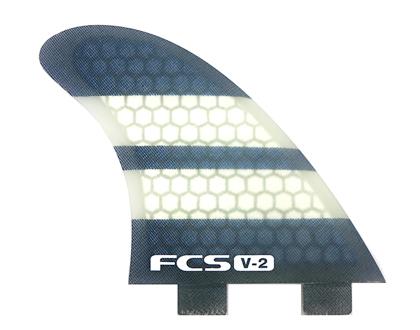 Quillas  FCS V2 PC Tri Fin Set