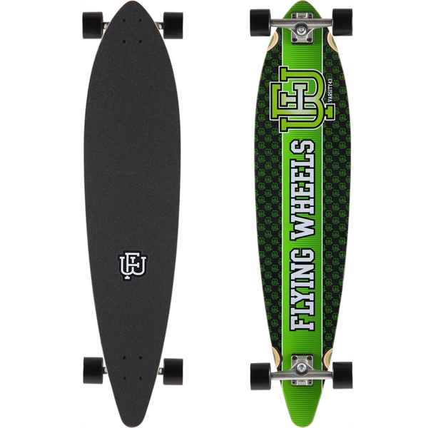 Flying Wheels 43'' Varsity II Lime