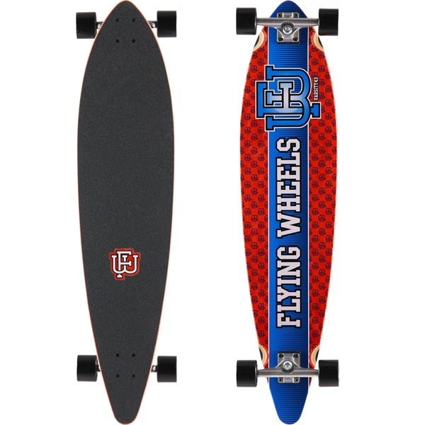 Flying Wheels 43'' Varsity II Blue