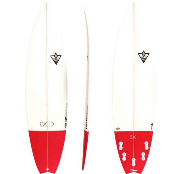 Venon   Surfboards EDV2 Pro Model