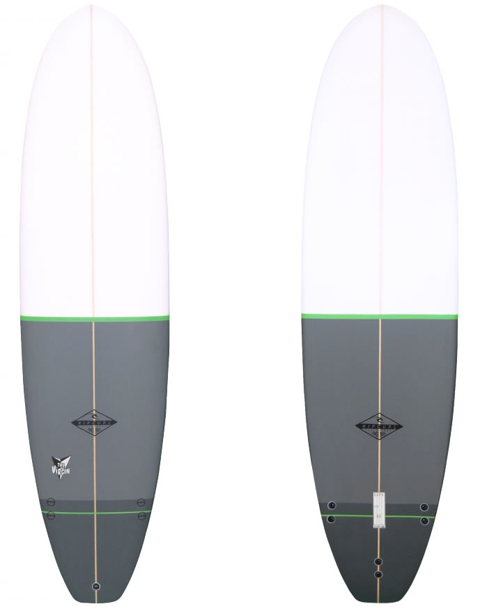Rip Curl Surfboards The Virgin