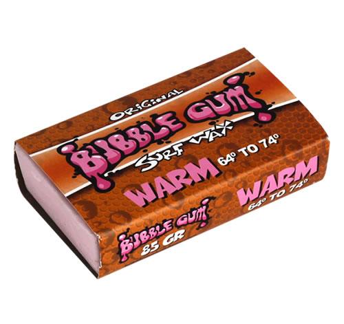 Parafina WARM Bubble Gum