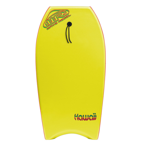 Bodyboard  42''    Wave Rebel  Hawaii