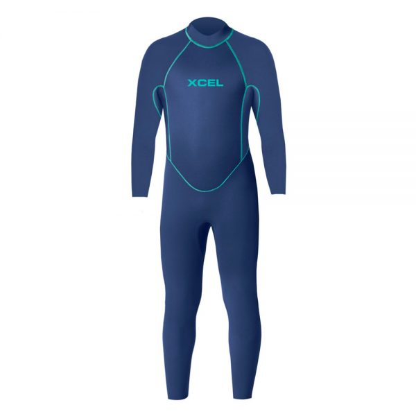3x2      Xcel  Toddlers Blue Wetsuit