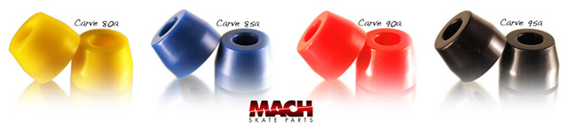 Mach Carve Bushings