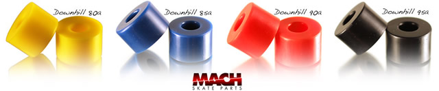 Downhill bushings Mach Longboards