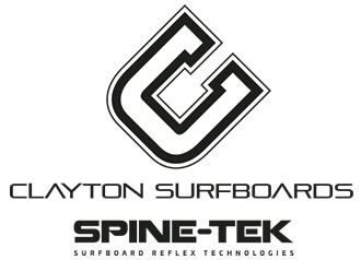 Clayton surfboards