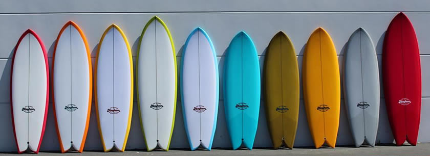Retro Fish RNF Lost Surfboards